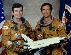 STS-1 Crew
